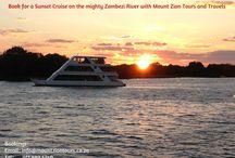 Zambezi Sunset Cruise