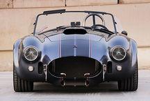 AC cobra // Aston Martin