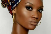 Turban It's a wrap / by Coloured Girl in the Ring