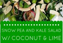 Salads / Different types of salads!