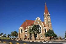 Windhoek / Windhoek offers serenity and tranquillity on the south west coast of Africa http://www.augustuscollection.com/windhoek-offers-serenity-tranquillity-south-west-coast-africa/ / by Augustus Collection