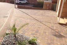 Our Work - Landscaping / Work that we've undertaken or are currently doing.
