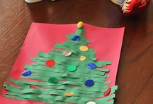 Childrens christmas crafts