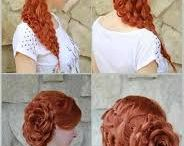 Cool Hair / Collects pictures of cool hairs and DIYs for like hair tutorials