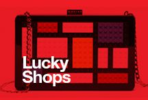 LuckyShops / From our editors' picks to your closet, LuckyShops will have the coolest in fashion, beauty and street style--and we have a first look for you right here. / by Lucky Magazine