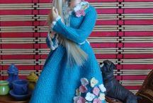 Momoko - knitted clothes for dolls Momoko / knitted clothes for dolls Momoko вязанная одежда для кукол Момоко