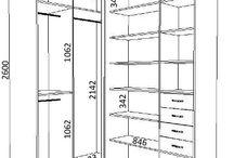 Medidas armarios empotrados