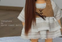 veľká bábika v kroji