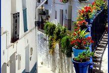 Torrox / Vår hemstad i Spanien