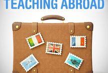 a travelling teacher