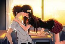 Kiss/ Animes >~<