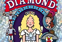 Jacqueline Wilson / Jacqueline Wilson Books and images