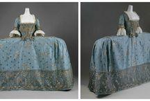 ROCOCO 1700-1790 / History of Fashion