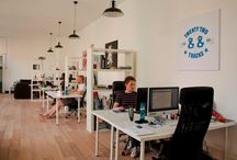 Awesome offices / We like awesome workplaces