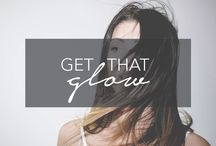 Get That Glow | Makeup | Beauty / Makeup products and techniques to help your inner beauty shine through. http://www.happygrace.com/