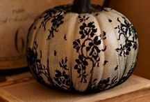 Autumn/Fall/Halloween / Decor,decoration,decorations,etc