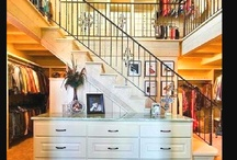 my future closets (yes plural)  / by Hayley Elizabeth Designs