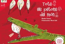 Contes Infantils / Contes i àlbums il.lustrats per als infants