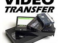 Home Movie Transfer / Transfer home movie film and video to view on DVD or digital file.