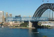 digitaladvertisingWorks 36/1 Macquarie Place Sydney NSW 2000 / digitaladvertisingWorks is a landmark attraction in Sydney.
