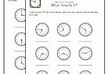 Time Clocks / by Joscelyne Hilton