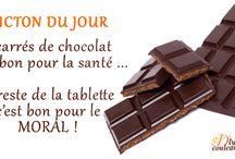 Un instant chocolat / Une dégustation, un instant, un partage autour d'un chocolat / by Chocolat D'lys Couleurs