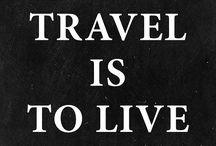 Food for Thought / A selection of travel related quotes that we feel describe the ideology we share at Perivolas...