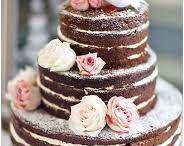 Torte nuziali / Wedding cakes / Tantissime ispirazioni per trovare la giusta torta per il vostro matrimonio/ Wedding cakes ideas