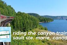 Canadian Weekend Getaways!
