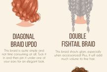 HAIR (TUTORIAL). / Hair tutorials.
