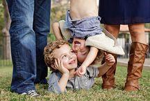 Family Photo shoot / by Helena Krodel