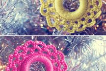 Crochet - Ornaments