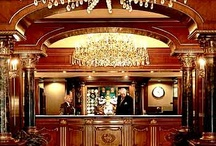 Great Lobby for IHMA / Le più belle hall degli hotel di tutto il mondo. Strutture splendide e prestigiose partner di IHMA.