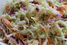 Salads / All types