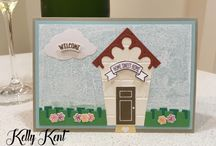 Inspiration - New Home cards
