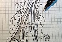 Tegningsinspiration
