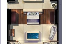 Villa Room Layout