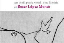 Apunts per a una teoria del desig / Apuntes para una teoria del deseo, Notes on a theory of desire... a book about Roser's work: www.facebook.com/apuntsperaunateoriadeldesig