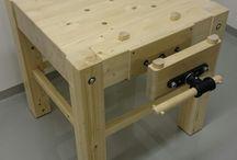 Omat puutyöt / My woodcrafts