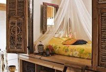 Home - Bedroom Ideas / by Amanda HockeyLove