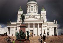 Helsinki, Finland / Pics taken in August 2010.