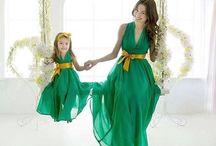 vestidos conjuntos