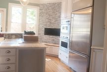 Kitchens / Kitchen makeovers- More creative, specialized and less expensive than re-facing.