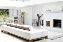 Modern minimalist room / by LynDee