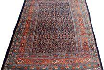 Magic Carpet Ride / Persian and oriental rugs