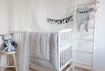 Baby nursery / Baby nursery inspiration