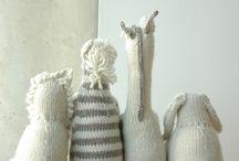Crochet Animals / Lovely Crochet Animals