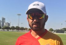 Saeed Ajmal Bowling in PSL Pakistan Super League
