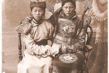 鸿雁 / о монголии