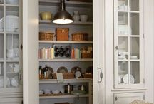 Butler's Pantry/pantry / by Christy Davis